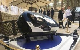 'Taxi bay' không người lái có thể đạt vận tốc tới 100 km/h