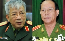 Bổ nhiệm lại thứ trưởng Lê Qúy Vương và Nguyễn Chí Vịnh