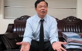 'Nếu doanh nghiệp tặng xe sang, tôi nhận và báo cáo Thủ tướng'