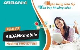 ABBANKMobile – Ngân hàng trên tay, xóa bay khoảng cách