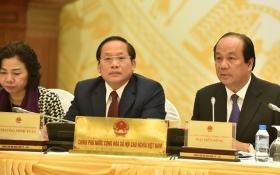 Báo cáo Thủ tướng việc doanh nghiệp tặng xe chính quyền