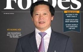 """""""Người xây biểu tượng"""" Vũ Quang Hội"""