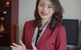 CEO Hương Trần Kiều Dung: Khi được trao cơ hội, phụ nữ sẽ làm vượt sức tưởng tượng!