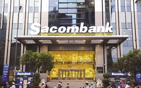 Sacombank tuyển dụng 1000 nhân sự sau khi bố con ông Trầm Bê rút lui