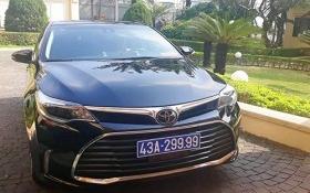 Xe Toyota Avalon giá bao nhiêu?