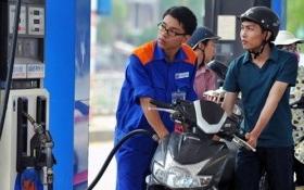Vừa có quyết định giảm giá xăng: Giảm chưa được 100 đồng/lít