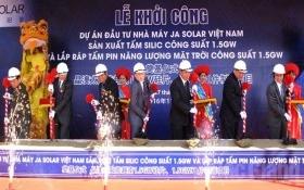 Chủ tịch tỉnh Bắc Giang thừa nhận có sai phạm tại dự án JA Solar