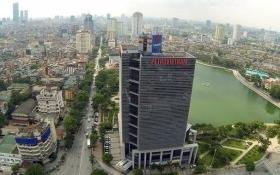 Tập đoàn Dầu khí lọt top 3 trong bảng xếp hạng 500 công ty Việt Nam thịnh vượng