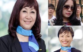 Vợ bầu Kiên và những quý bà 'tiền đầy túi' ở ngân hàng ACB