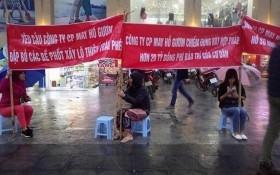 Cư dân lại bức xúc tố hàng loạt sai phạm của chủ đầu tư Hồ Gươm plaza