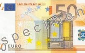 Châu Âu có đồng tiền mệnh giá 50 euro mới