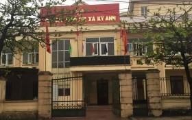 Chuyển cơ quan điều tra vụ cán bộ thuế Hà Tĩnh vòi tiền doanh nghiệp