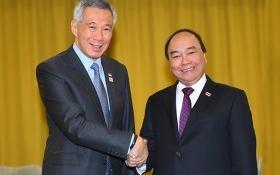 Thủ tướng Singapore và Phu nhân thăm chính thức Việt Nam