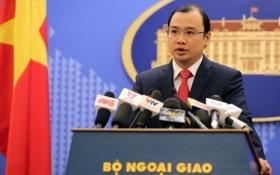 Ông Lê Hải Bình rời vị trí người phát ngôn của Bộ Ngoại giao