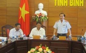 Thanh tra Chính phủ công bố kết luận thanh tra trách nhiệm Chủ tịch Bình Thuận