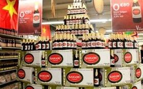 """Đại gia bia Philippines """"nhòm ngó"""" cổ phần Sabeco"""