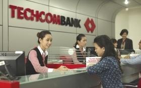 Techcombank: Lợi nhuận tăng gấp đôi, thu nhập nhân viên 25 triệu/ tháng