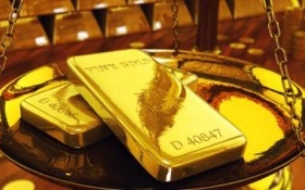 Giá vàng hôm nay 04/04: Vàng SJC tăng 40.000 đồng/lượng