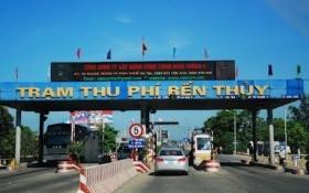 Báo cáo Thủ tướng các bất hợp lý tại hai trạm thu phí Bến Thủy