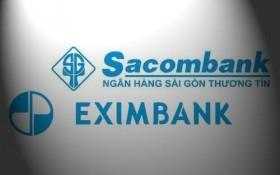 Eximbank muốn thoái sạch vốn tại Sacombank