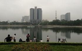 Dân chung cư cũ 'ngơ ngác' trước đề xuất lấp 1ha hồ Thành Công