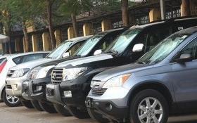 Hà Nội kiên quyết nói không với xe ô tô được biếu tặng sai quy định