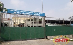 """Hà Nội: Phường và DN tranh chấp 3.000 m2 """"đất vàng"""" Hồ Tây"""
