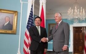 Tổng thống Donald Trump mời Thủ tướng Nguyễn Xuân Phúc thăm Hoa Kỳ