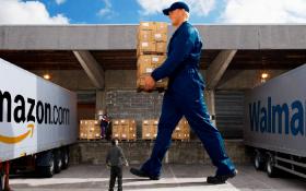 Walmart và Amazon: Cuộc chiến giữa những người khổng lồ