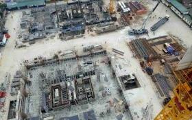 Đẩy nhanh tiến độ dự án BĐS Tây Hà Nội: Nhà thầu cam kết tiến độ và chất lượng