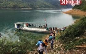 Trường THCS Tân Dân: Thầy cô không phải kéo cá, trò đã có bữa cơm no