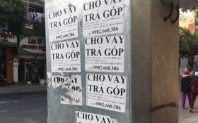 Nỗi ám ảnh đường phố mang tên 'Ngân hàng cột điện'