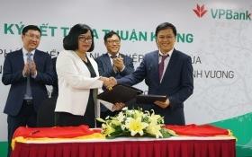 VPBank được chọn là ngân hàng nhận ủy thác từ  Quỹ Phát triển Doanh nghiệp vừa và nhỏ