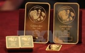 Giá vàng bất ngờ tăng nhẹ sau cuộc bầu cử Tổng thống Pháp