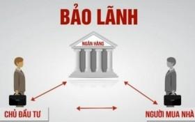 Ngân hàng bảo lãnh các dự án BĐS: Chỉ là 'hình thức'?