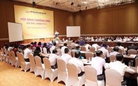 Hội nghị trực tuyến Chương trình hành động của ngành Ngân hàng về thực hành tiết kiệm, chống lãng phí năm 2017 và giai đoạn 2016-2020