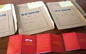 Dứt khoát thu hồi tiền chi sai cho hơn 300 thương binh giả ở Nghệ An