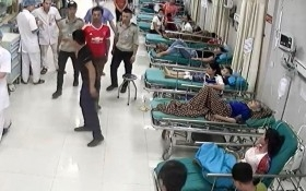 Bộ Y tế đề nghị Bộ Công an 'cấp cứu' an ninh bệnh viện