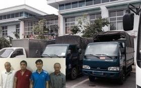 Ổ trộm cắp ô tô tải 'phủ sóng' Hà Nội, Vĩnh Phúc, Hưng Yên bị bóc gỡ