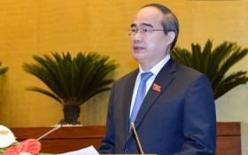 """Ông Nguyễn Thiện Nhân: """"Cát tặc"""" thách thức chính quyền và dư luận"""