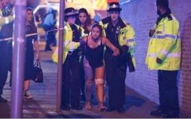 Nổ lớn ở sân vận động Manchester, 19 người chết