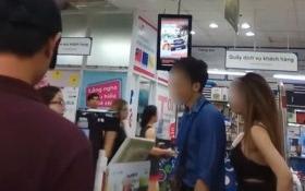 Thanh niên chen ngang hàng trong siêu thị, mắng người khác 'nhà quê' còn mình 'quá sang, quá đàng hoàng'