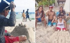 Đăng ảnh mơ đi biển, chàng trai nghèo được người lạ tài trợ tiền đi chơi
