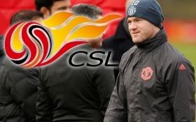 Đào tẩu MU, Rooney sang Trung Quốc ẵm vali tiền