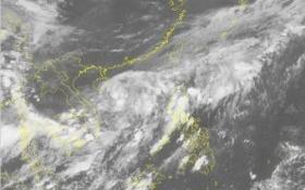 Dự báo thời tiết hôm nay (28/5): Áp thấp xuất hiện trên Biển Đông, có khả năng mạnh thêm