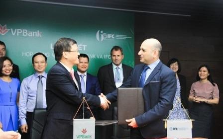 VPBank nhận gói tài chính khổng lồ từ IFC