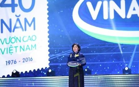 Vinamilk là công ty Việt Nam đầu tiên được Forbes Châu Á bình chọn vào 50 công ty niêm yết hàng đầu Châu Á – Thái Bình Dương