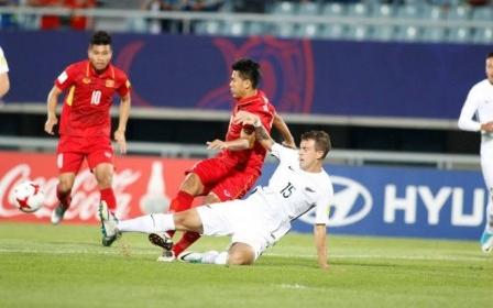 U20 Việt Nam hòa đầy cảm xúc ở World Cup