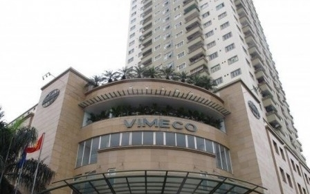 """Vinaconex chủ trương """"buông"""" Vimeco"""