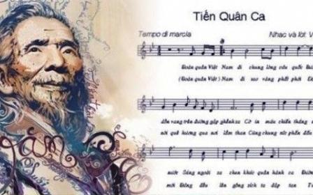 Gia đình nhạc sĩ Văn Cao lên tiếng chuyện cấp phép 'Quốc ca'